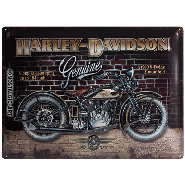 Harley-Davidson 1933 V-Twin