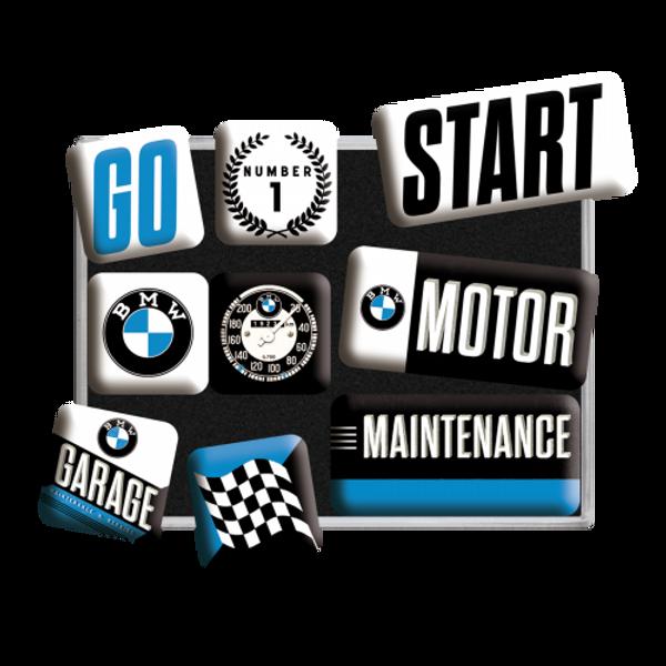 Bilde av BMW Motor
