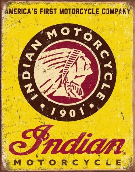 Bilde av Indian Motorcycles Since 1901