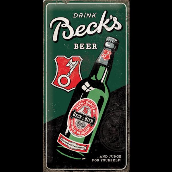 Bilde av Becks Drink Beer Bottle