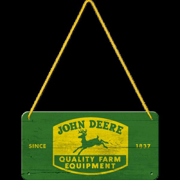 Bilde av John Deere Logo Green