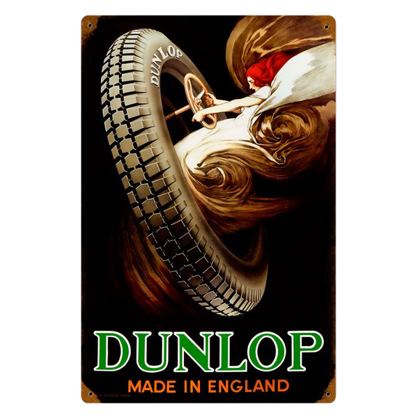 Bilde av Dunlop Made In England