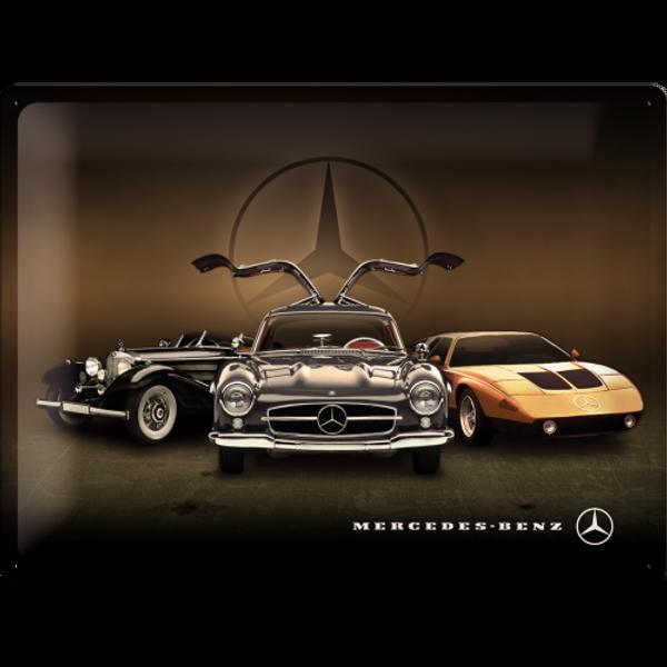 Bilde av Mercedes-Benz 3 Cars