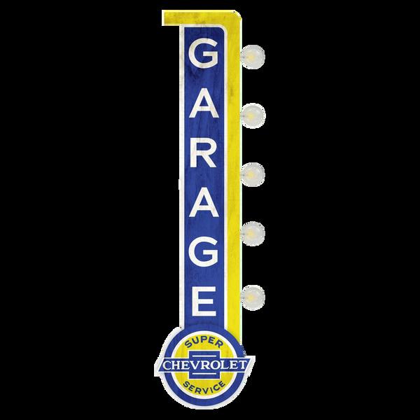 Bilde av Chevrolet Garage LED OTW Skilt