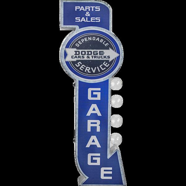 Bilde av Dodge Garage LED OTW Skilt