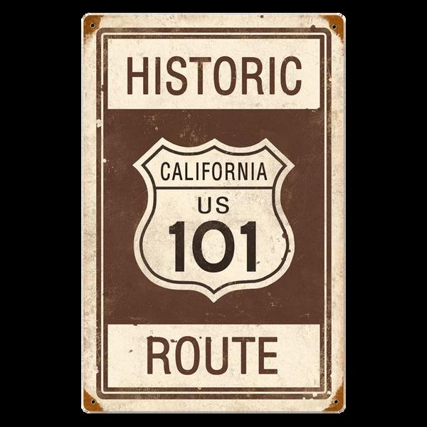 Bilde av Historic Route 101 California