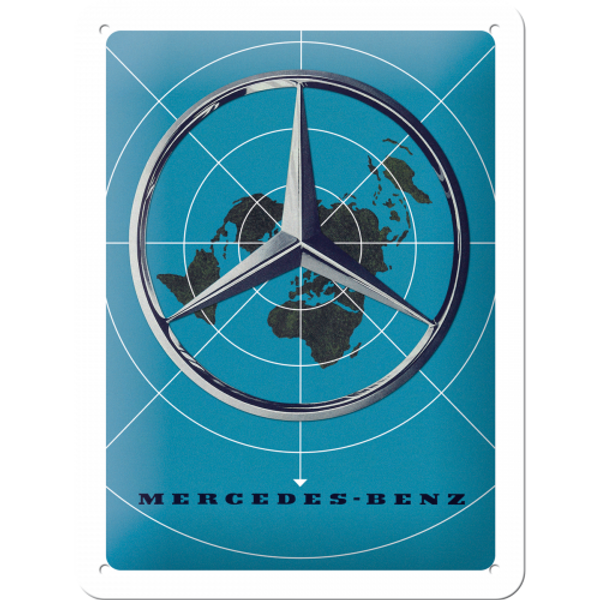 Bilde av Mercedes-Benz Blue Map