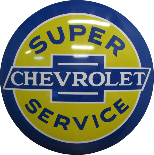 Bilde av Chevy Service Button