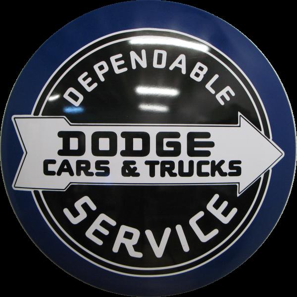 Bilde av Dodge Service Button