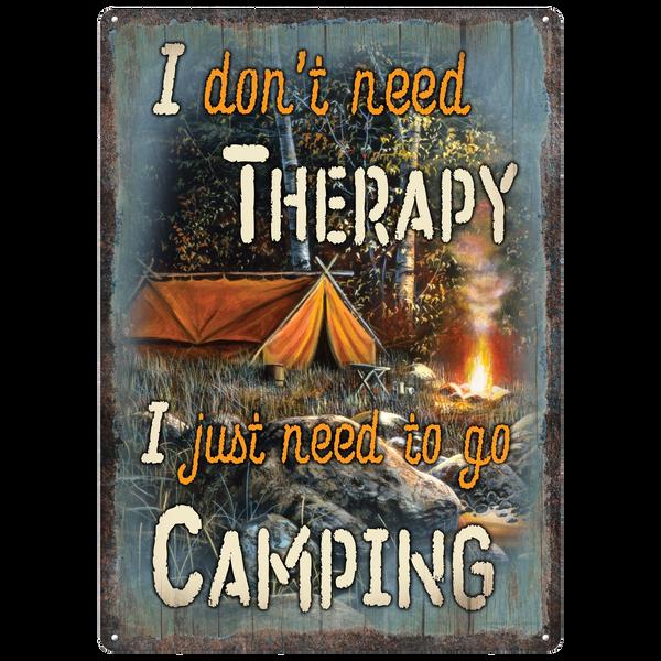 Bilde av Therapy Camping
