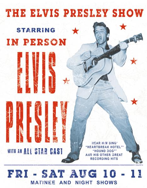 Bilde av Elvis Presley Show