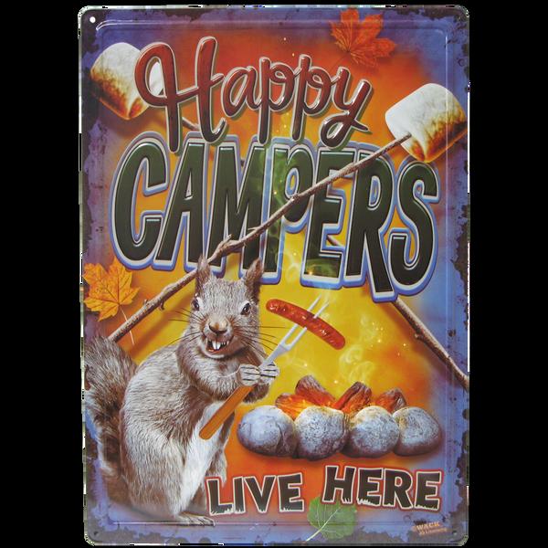 Bilde av Happy Campers Live Here