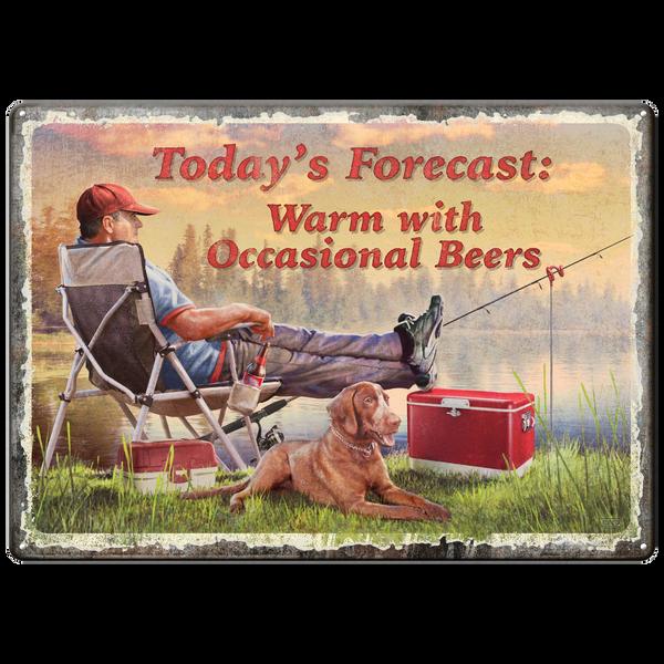 Bilde av Todays Forecast