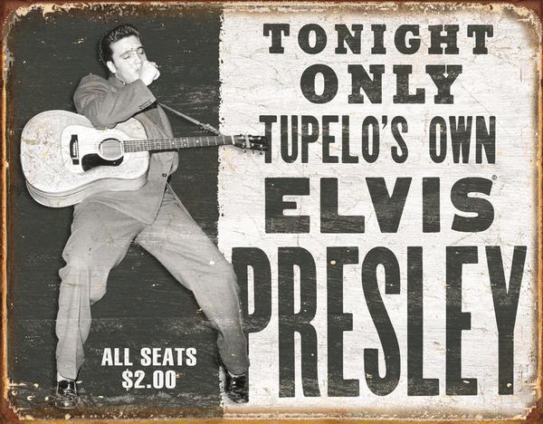 Bilde av Elvis Tupelo's Own