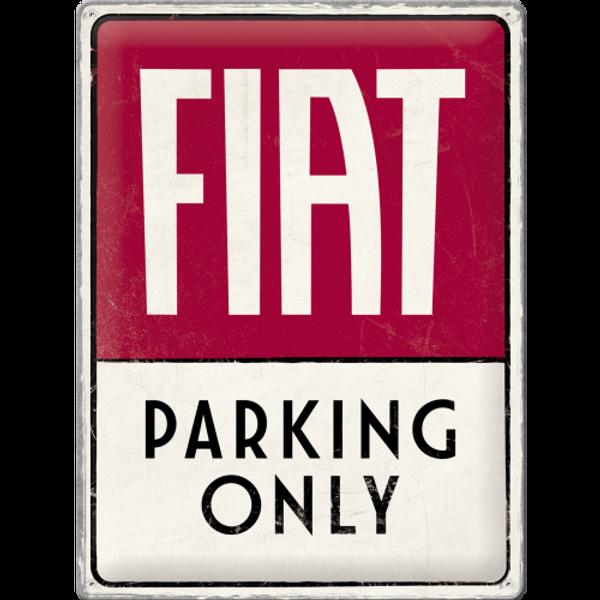 Bilde av Fiat Parking Only