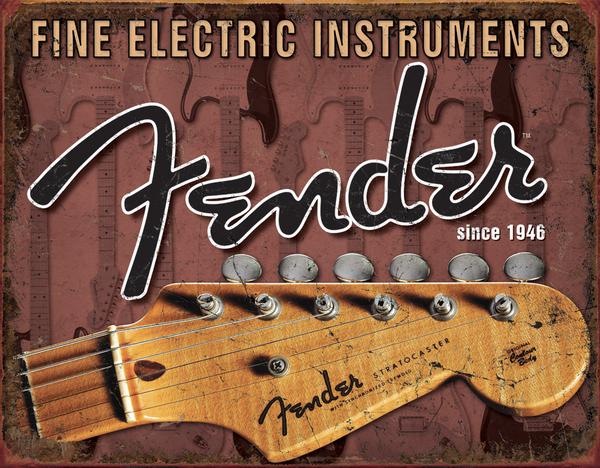 Bilde av Fender Headstock