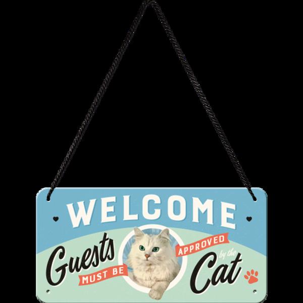 Bilde av Welcome Guests Cat