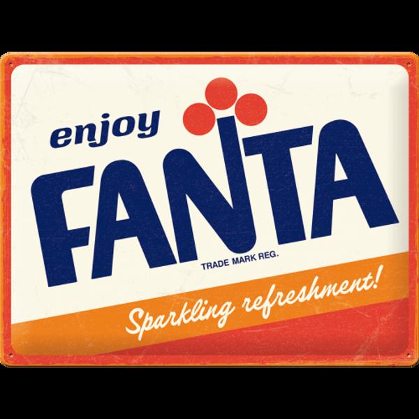 Bilde av Fanta Logo
