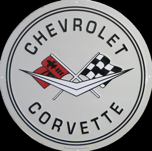 Bilde av Chevrolet Corvette Logo
