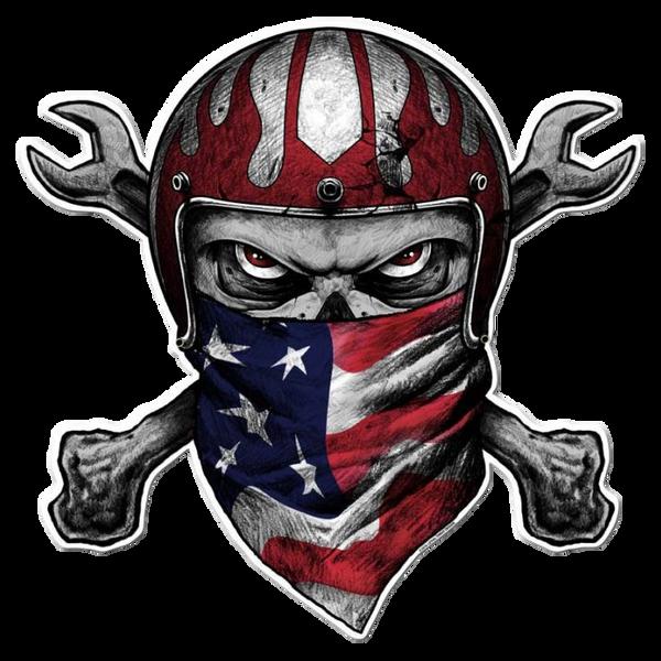 Bilde av Skull Helmet Lethal Threat