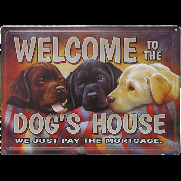 Bilde av Welcome To The Dog's House