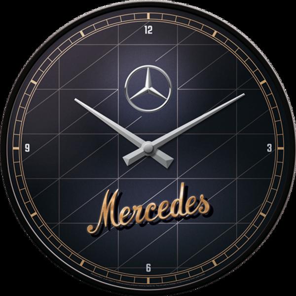 Mercedes-Benz Silver & Gold