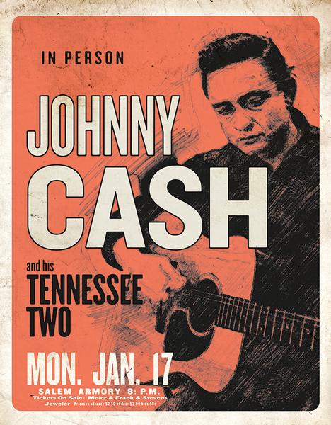 Bilde av Cash & His Tennessee Two