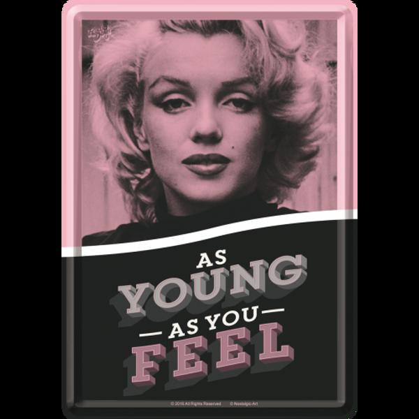 Bilde av Marilyn Monroe As Young As You Feel