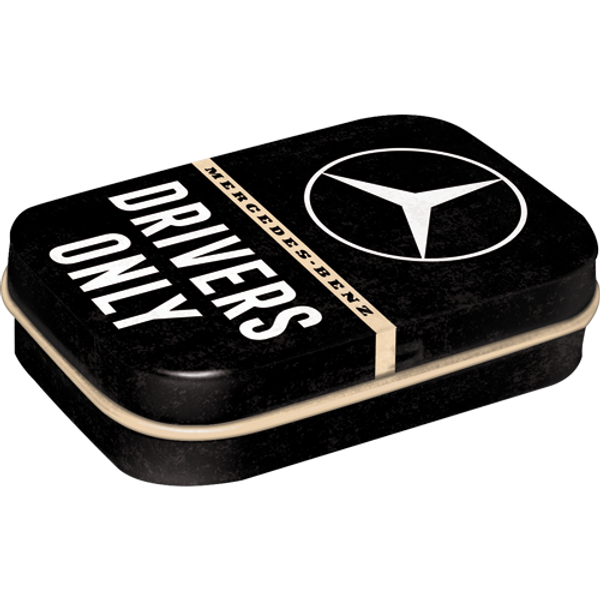 Bilde av Mercedes-Benz Drivers Only