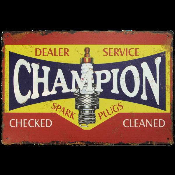 Bilde av Champion Dealer Service