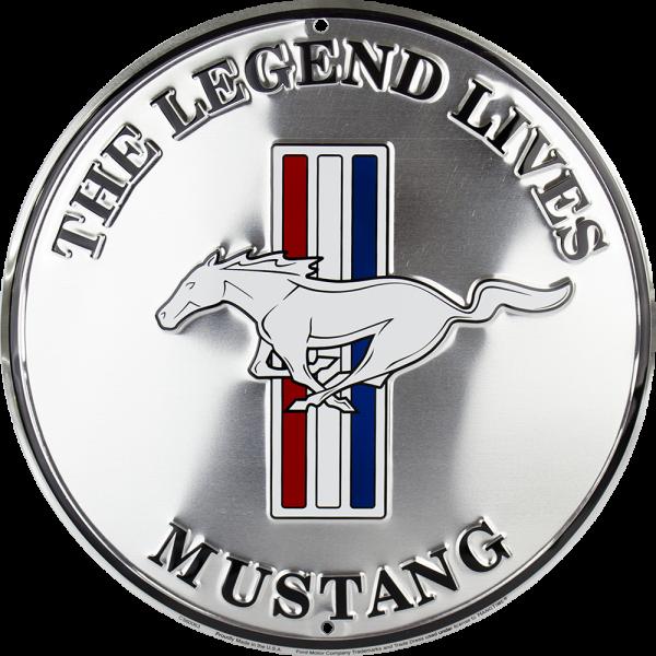 Bilde av Mustang The Legend Lives