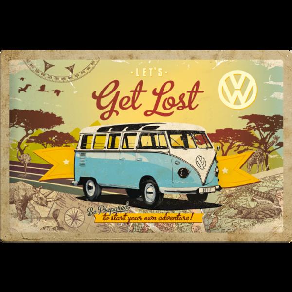 Bilde av Volkswagen Bulli Let's Get Lost A2