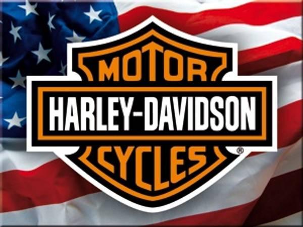 Bilde av Harley-Davidson USA Flag
