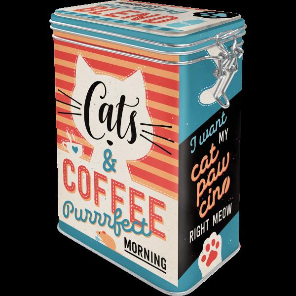 Bilde av Cats & Coffee