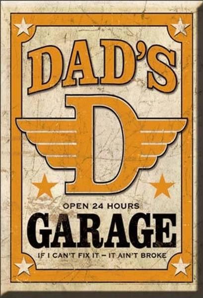 Bilde av Dads Garage