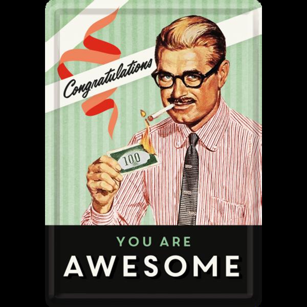 Bilde av You Are Awesome