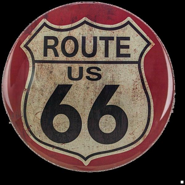 Bilde av Route 66 Red Button