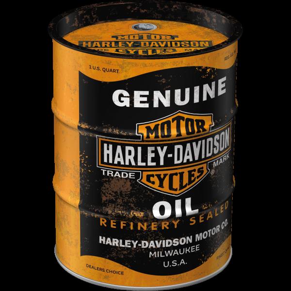 Harley-Davidson Genuine Oil