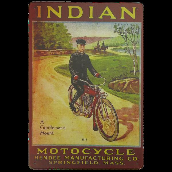 Bilde av Indian A Gentleman's Mount