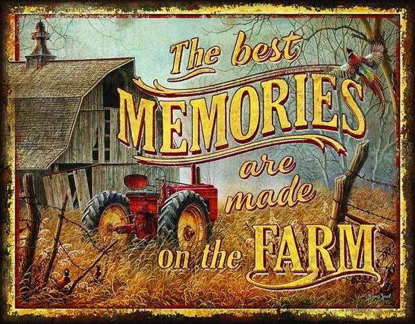 Bilde av Farm Memories