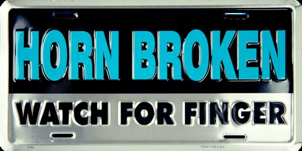 Bilde av Horn Broken Watch For Finger