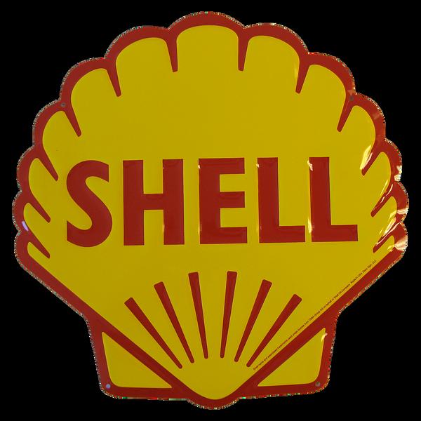 Bilde av Shell Pecten Logo 1955 - 30cm