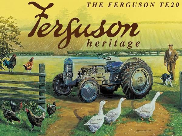 Bilde av Ferguson Heritage TE20