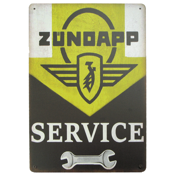 Bilde av Zundapp Service