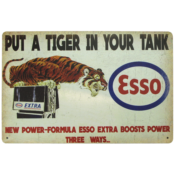 Bilde av Esso Tiger in Your Tank