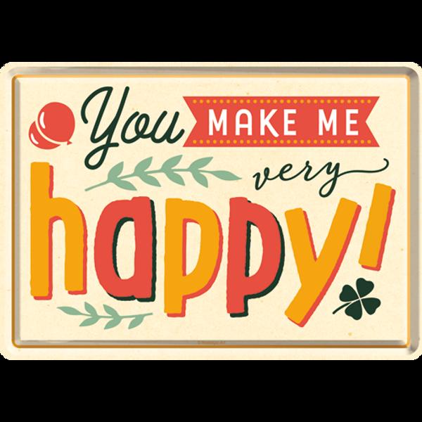 Bilde av You Make Me Happy