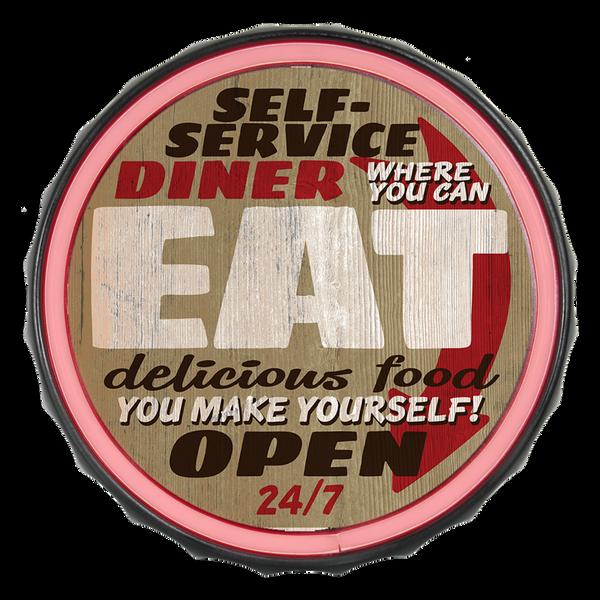 Bilde av Self Service Diner LED Tube