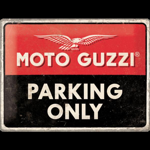 Bilde av Moto Guzzi Parking Only