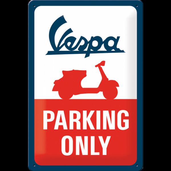 Bilde av Vespa Parking Only