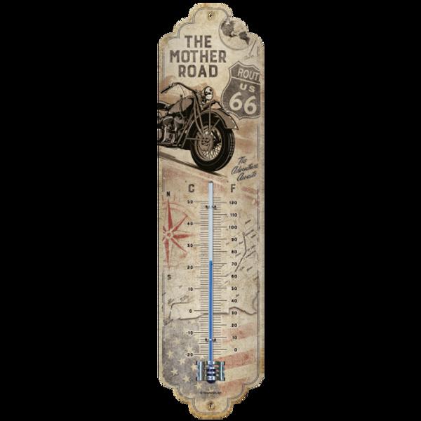 Bilde av Route 66 Bike Map